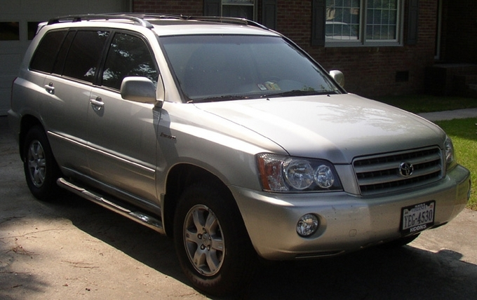 Toyota Highlander Club - drom.ru - Евгений / 3,0 4WD 2001