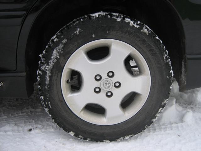 Toyota Highlander Club - drom.ru - Valentin / 3,0 4WD 2001