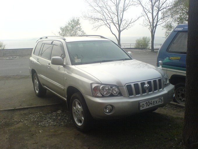 Toyota Highlander Club - drom.ru - Ден / 2,4 4WD 2001