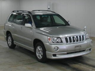 Toyota Highlander Club - drom.ru - СанСаныч / 3,0 4WD 2002