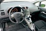 Попытки сделать интерьер «Тойоты» не только удобным, но и запоминающимся сосредоточены в основном на консоли.