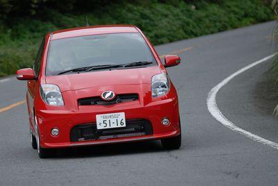 Toyota Vitz TRD Turbo M.
