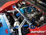 Двигатель Honda S2000.