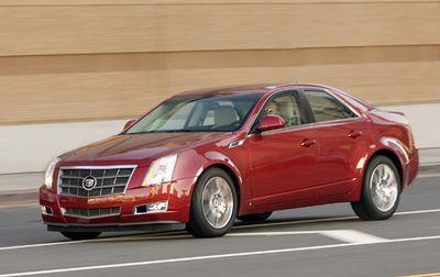 Cadillac CTS.