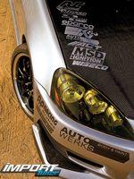 Правая передняя фара Acura RSX Type S Turbo.