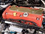 Двигатель Acura RSX Type S Turbo.