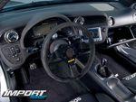 Интерьер Acura RSX Type S Turbo.