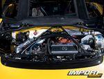 Двигатель Acura NSX-T.