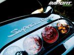 Задний комбинированный фонарь Toyota Supra.