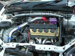 БайкалМоторШоу. Феерично. (Honda Civic Ferio RS).