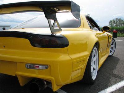 Mazda RX-7 Time Attack Spec.