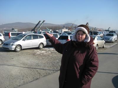 История о перегоне автомобиля из Владивостока в Ленск (Якутия).
