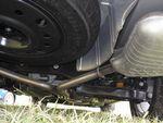 Как и у прочих кроссоверов сзади на XL7 используется многорычажная независимая подвеска.