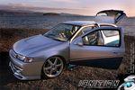 Тюнинг Nissan Pulsar.