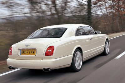 Bentley Brooklands.