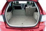 Скромность объема багажника оправдывается доступом к полноразмерной запаске из салона, а не снизу, как в «Шевроле» и «Субару».