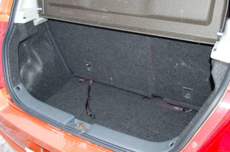 Схема багажника suzuki