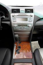 Toyota Camry — салон, центральная панель, японская сборка.
