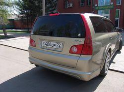 Nissan Stagea. Нынешнее состояние кузова.