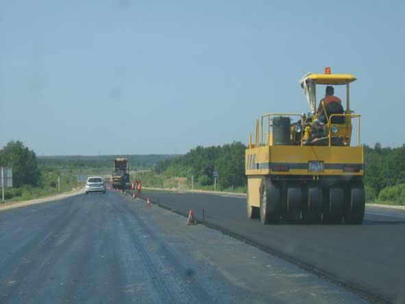 Дорогу на участке Благовещенск – Чита ремонтируют. Это радует.