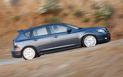Взяв за основу Mazda 3, компании удалось построить идеальный «хот-род».