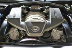 Двигатель Mercedes-Benz SL 63 AMG.