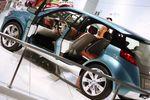 Концепт-кар Mitsubishi cX.