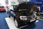 Suzuki Grand Vitara теперь оборудуется 3,2-литровым двигателем V6.