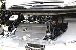 Двигатель MZR 2.3 развивает мощность до 121 кВт или 165 л.с. с пиком на частоте вращения 6500 оборотов в минуту. Наибольший крутящий момент — 210 Нм (21,4 кг-м) на 4000 об/мин.