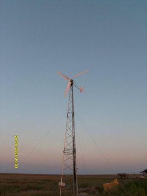 Украина - добыча электричества на островах