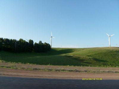 Башкирские ветряки
