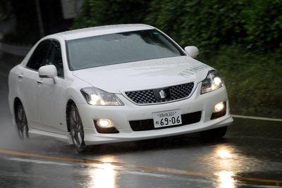 Toyota Crown Athlete +M Super Charger