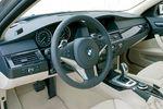 BMW 530i. Европейская спецификация