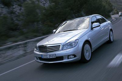 Mercedes-Benz C250 Elegance. Европейская спецификация