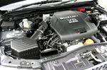6-цилиндровый V-образный двигатель с рабочим объемом в 3,2 литра вообще-то был разработан компанией General Motors, а перед тем, как попасть под капот Escudo, был слегка модифицирован. Фактически изменения коснулись лишь блока цилиндров.