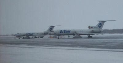 Аэропорт в Нижневартовске
