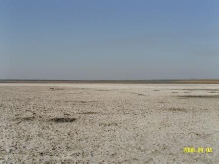 Солёное озеро и грязевые ванны (там же).