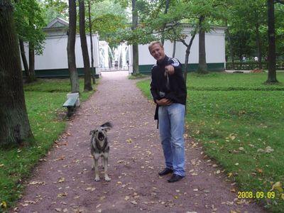 Путешествие: Владивосток — Санкт-Петербург, июль — сентябрь, 2008 г.