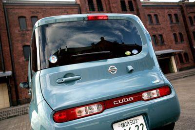 Nissan Cube третьего поколения