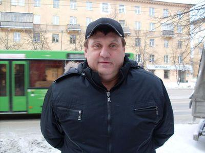 Новосибирский друг Александр (на второй день).