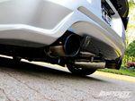 Выхлоп Nissan 350Z