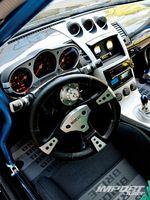 Интерьер Nissan 350Z