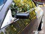 Зеркало заднего вида на Nissan 350Z