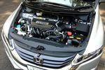 2,4-литровый двигатель Absolute. Мощность увеличена на 6 л.с., в то время как расход топлива снижен.