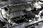 1,5-литровый 4-цилиндровый двигатель придает легкому автомобилю резвости.