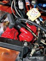 Subaru Impreza WRX, катушки зажигания