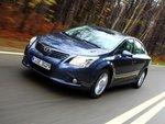 Toyota намерена войти в немецкую премьер-лигу с новым Avensis