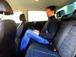 В немецком автомобиле больше пространства для ног.