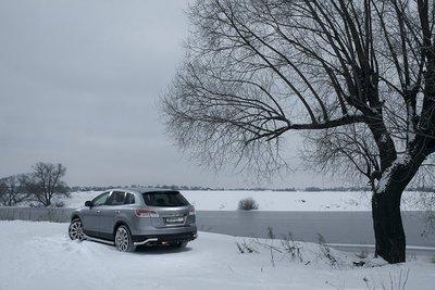 Mazda CX-9 на тест-драйве Drom.ru