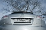 Дверь багажника на Mazda CX-9